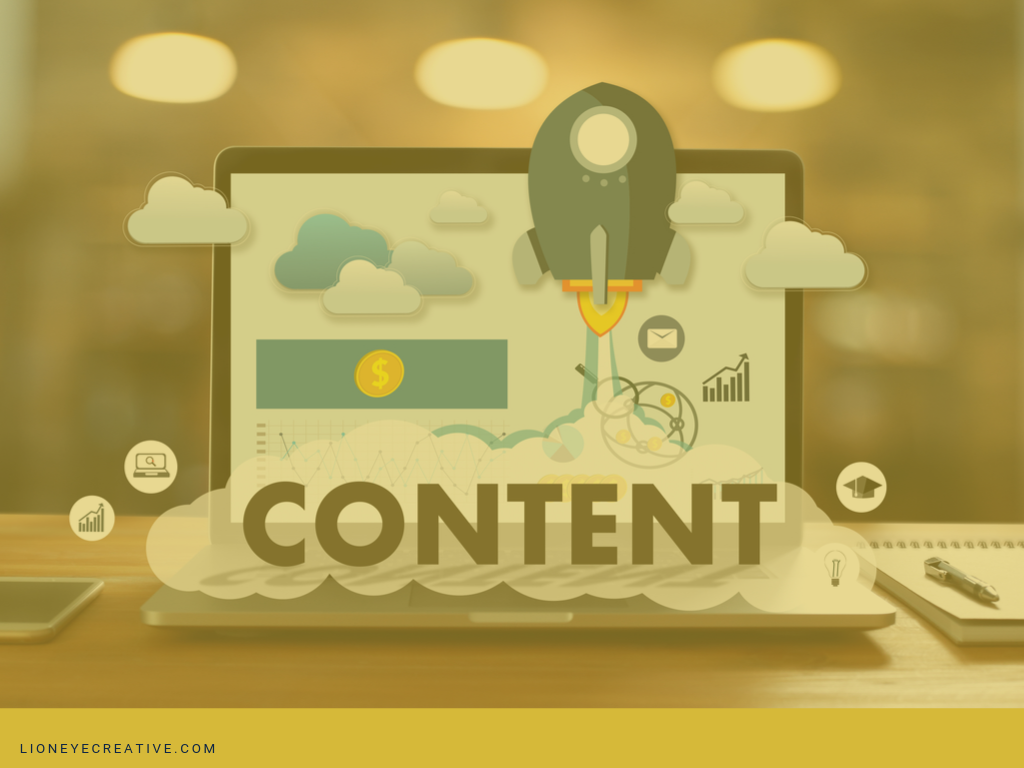 developing a content strategy for your website