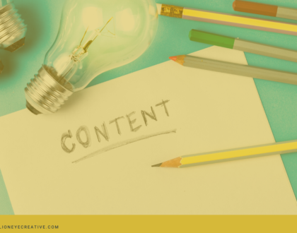 building brand awareness: content marketing