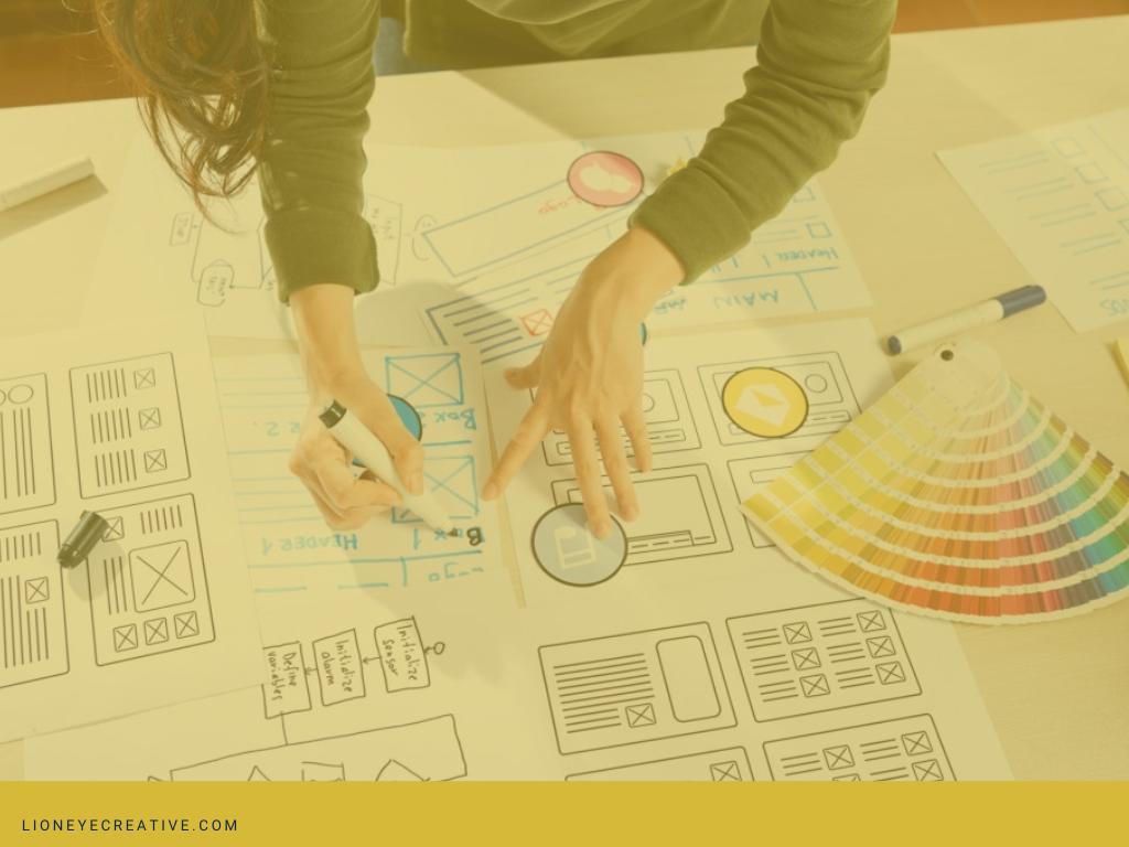 web development essential elements: colors