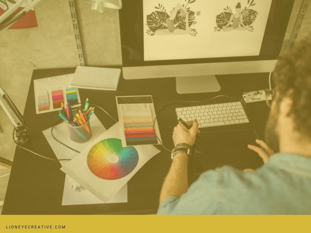 principles of graphic design: composition